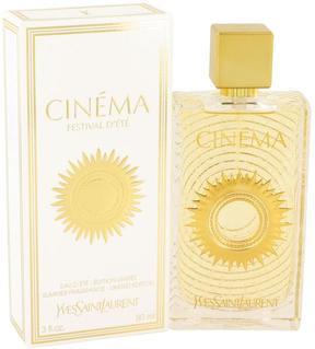 Cinema by Yves Saint Laurent Summer Fragrance Eau D'Ete Spray for Women (3 oz)