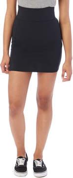 Alternative Apparel Belle Spandex Jersey Mini Skirt