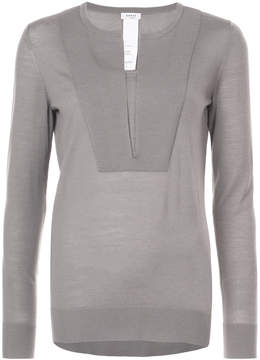 Akris Punto v-neck sweater