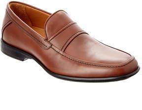 Aquatalia Xaver Waterproof Leather Loafer