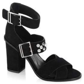 Rebecca Minkoff Jennifer Leather Sandals