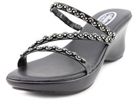 Callisto Shana Women Open Toe Synthetic Wedge Sandal.