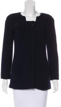 Chanel 2015 Tweed Jacket