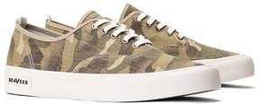 SeaVees Field Tan Camo Legend Saltwash Sneaker - Men