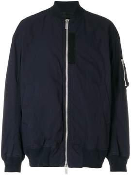 Sacai classic bomber jacket