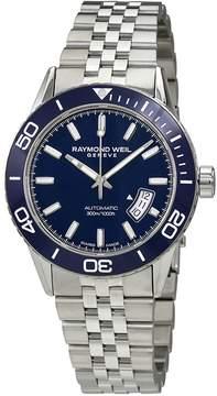 Raymond Weil Freelancer Automatic Men's Steel Watch