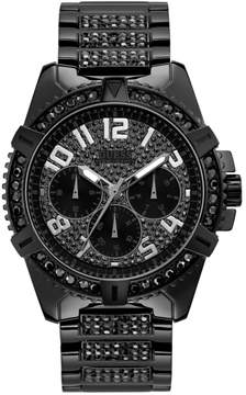 GUESS Black-Black Showstopping Presence Watch