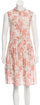 Brock Collection Damma Printed Dress w/ Tags