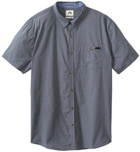 Rusty Men's Sonar Short Sleeve Shirt 8136199