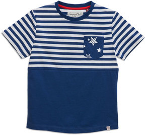 Sovereign Code United Striped Short-Sleeve Tee, Size 4-6x