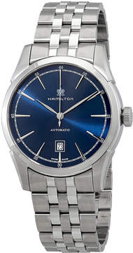 Hamilton Spirit of Liberty Automatic Blue Dial Men's Watch
