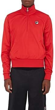 Fila Men's BNY Sole Series: Tricot Half-Zip Pullover