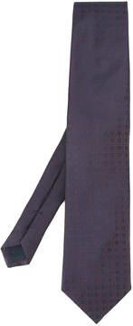 Pal Zileri printed squares tie