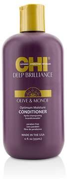 Chi Deep Brilliance Olive & Monoi Optimum Moisture Conditioner