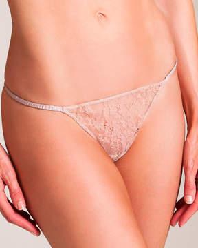 Carine Gilson Lace Thong