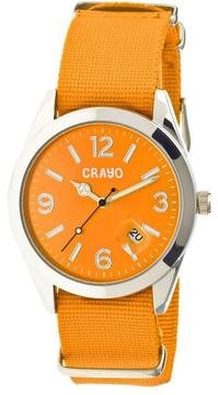 Crayo Sunrise Collection CR1704 Unisex Watch