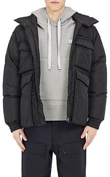 Acne Studios Men's Minus Tech-Fabric Puffer Jacket