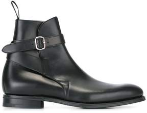 Church's buckle detail boots