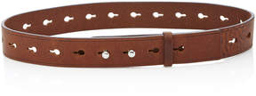 Isabel Marant Marcia Perforated Leather Belt