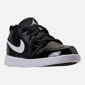 Nike Kids' Preschool Air Jordan Retro 1 Low Basketball Shoes