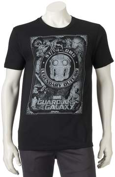 Marvel Men's Guardians of the Galaxy Tee