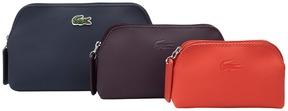 Lacoste L.12.12 Concept 3 Size Make Up Pouches