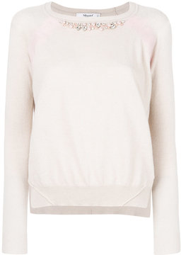 Blugirl embroidered sweater