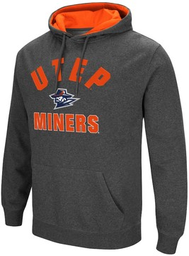 Colosseum Men's Campus Heritage Utep Miners Pullover Hoodie