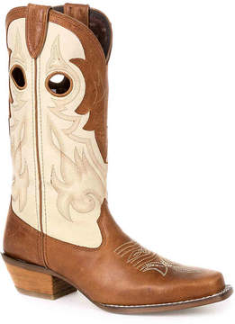 Durango Women's Collar Cowboy Boot