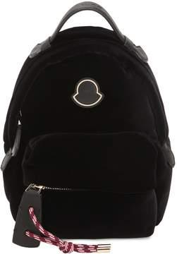 Moncler Juniper Velour Backpack