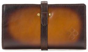 Patricia Nash Stained Veg Tan Collection Nevola Wallet