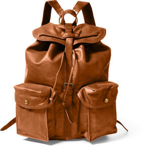 Ralph Lauren Leather Rucksack