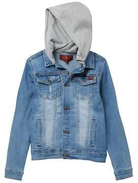 7 For All Mankind Denim Jacket (Big Boys)