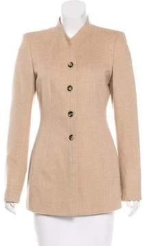 Akris Cashmere-Blend Short Coat