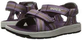 Bogs Rio Stripes Sandal (Toddler/Little Kid/Big Kid)