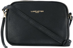Lancaster logo necessaire shoulder bag