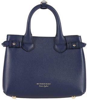 Burberry Handbag Shoulder Bag Women - BLUE - STYLE