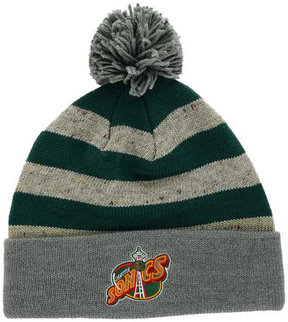 Mitchell & Ness Seattle SuperSonics Speckled Knit Hat