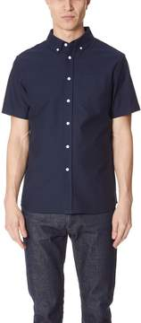 Saturdays NYC Esquina Oxford Short Sleeve