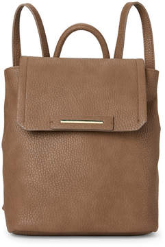 Danielle Nicole Taupe Jett Backpack
