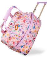 Disney Rapunzel Rolling Luggage