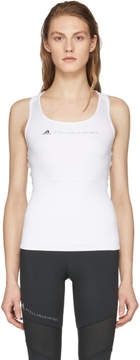 adidas by Stella McCartney White Performance Essentials Tank Top