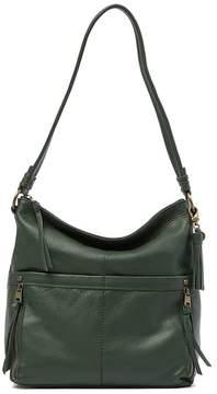 The Sak COLLECTIVE Leather Zip Bucket Bag