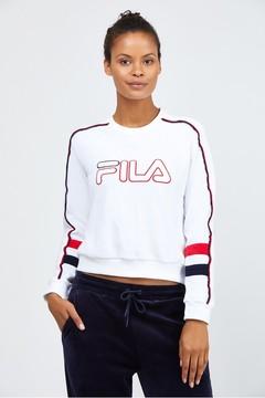 Fila Nikita Crew Neck Sweatshirt