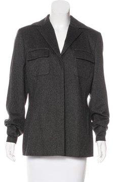 Agnona Cashmere Notch-Lapel Jacket