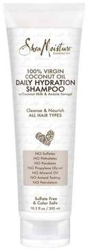 SheaMoisture 100% Virgin Coconut Oil Daily Hydration Shampoo - 10.3oz