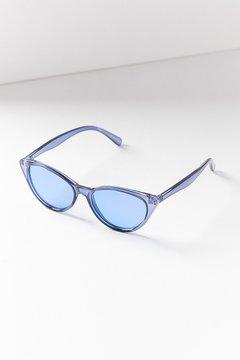 Urban Outfitters Slim Retro Cat-Eye Sunglasses