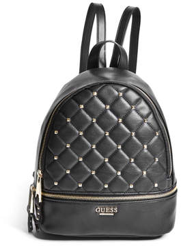 GUESS Talia Stud Quilted Backpack