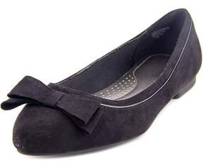 Karen Scott Chandii Women Round Toe Synthetic Ballet Flats.