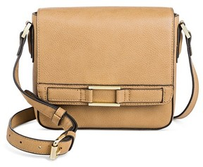 Merona Women's Faux Leather Crossbody Handbag